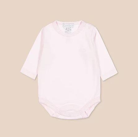 Body basico rosa