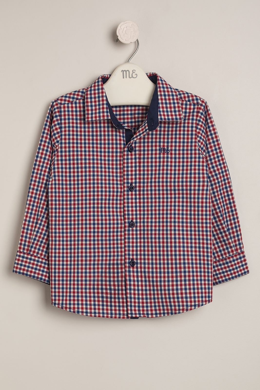 Camisa cuadrille Martin
