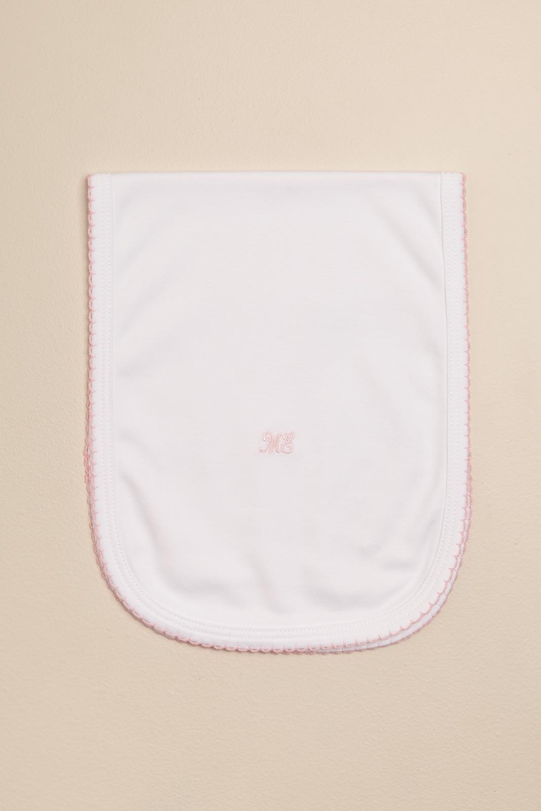Babita basica blanco/rosa