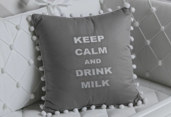 Almohada Keep Calm