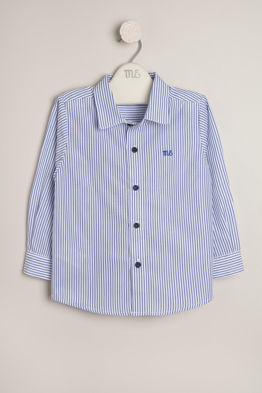 Camisa rayada b/a