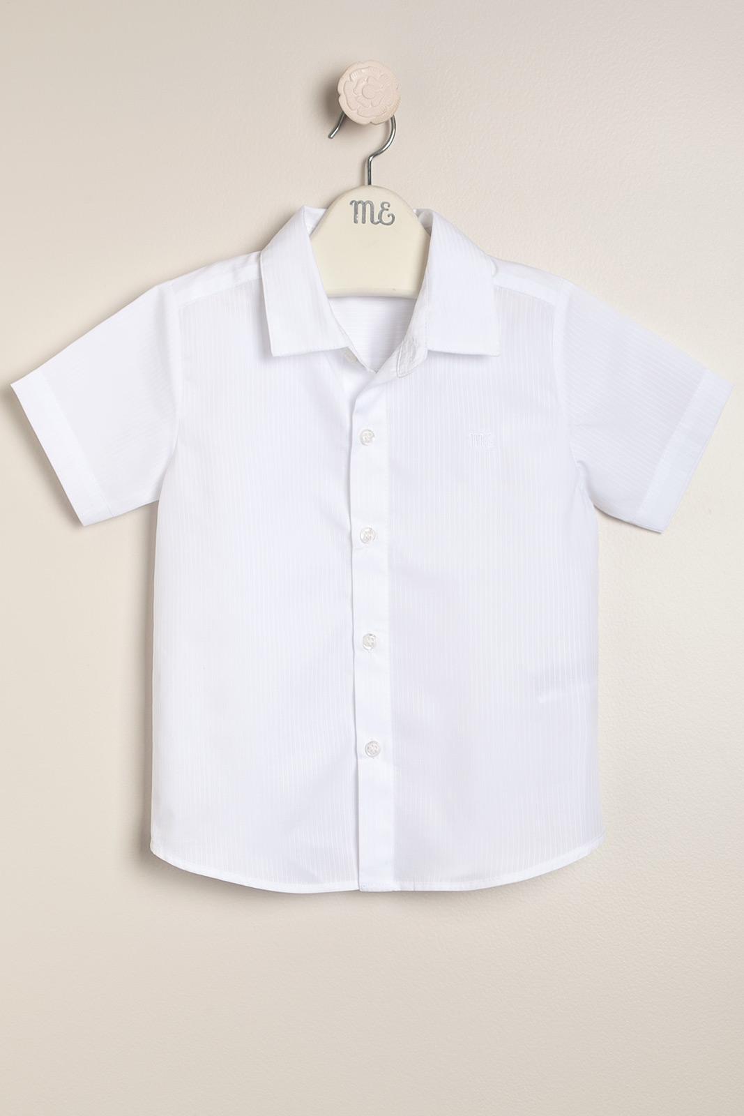 Camisa de vestir ratier blanco