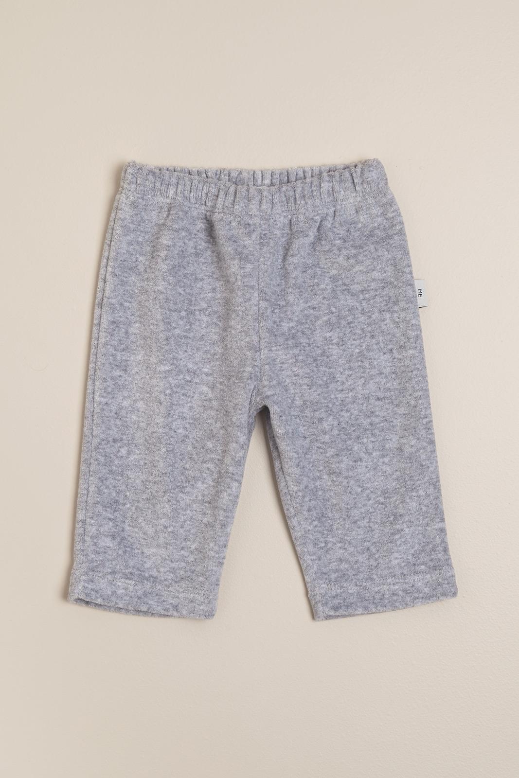 Pantalon de plush gris